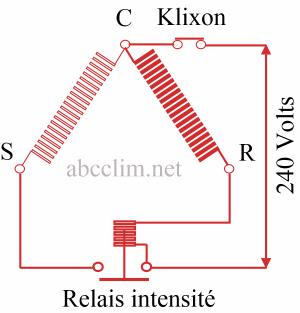Schema relais
